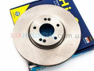 Тормозной диск Santa Fe HI-Q (передний) SD1053
