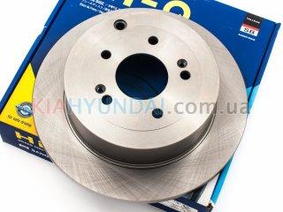 Тормозной диск Santa Fe HI-Q (задний) SD1082