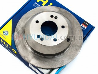 Тормозной диск Santa Fe Sorento HI-Q (задний) SD1072
