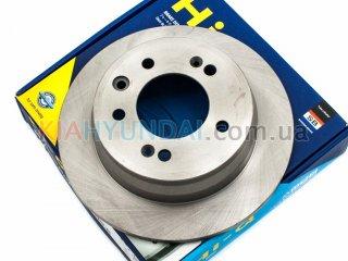 Тормозной диск Sonata Optima HI-Q (задний) SD1136