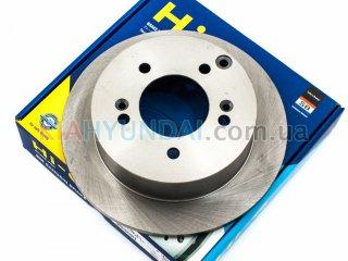 Тормозной диск Tucson Sonata Magentis Sportage HI-Q (задний) SD1024