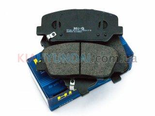 Тормозные колодки Ceed Cerato i30 HI-Q (передние) SP1403