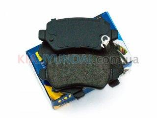 Тормозные колодки Ceed HI-Q (задние) SP1536