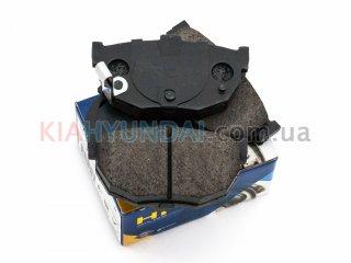 Тормозные колодки Elantra Cerato HI-Q (задние) SP1062