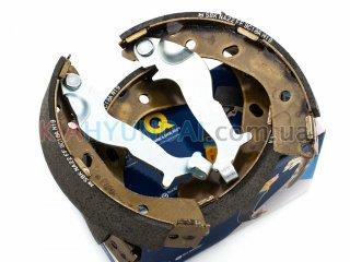 Тормозные колодки Getz Hi-Q (задние) SA132