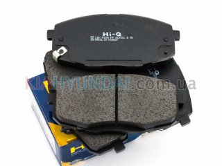 Тормозные колодки i30 Ceed Cerato Soul HI-Q (передние) SP1240