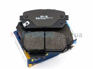Тормозные колодки ix35 Carens HI-Q (задние) SP1197