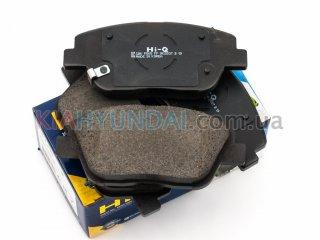 Тормозные колодки Optima K5 Sonata USA HI-Q (передние) SP1398