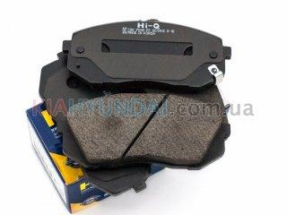 Тормозные колодки Sonata ix35 Tucson Sportage HI-Q (передние) SP1196