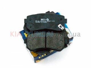 Тормозные колодки Sonata ix35 Tucson Sportage HI-Q (задние) SP1187