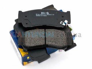 Тормозные колодки Sorento HI-Q (задние) SP1178