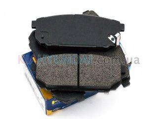 Тормозные колодки Sorento HI-Q (задние) SP1154