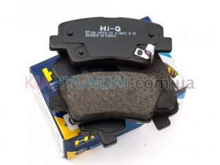 Тормозные колодки Sportage Tucson HI-Q (задние) SP1845