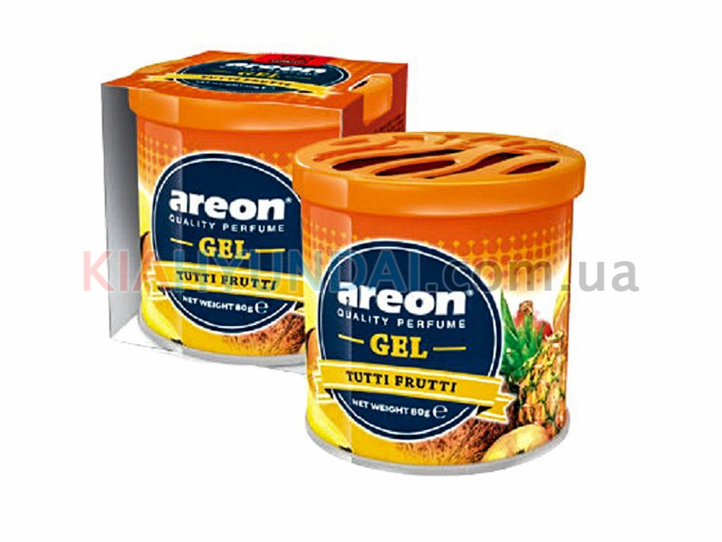Ароматизатор Gel Can Tutti Frutti Areon GCK08