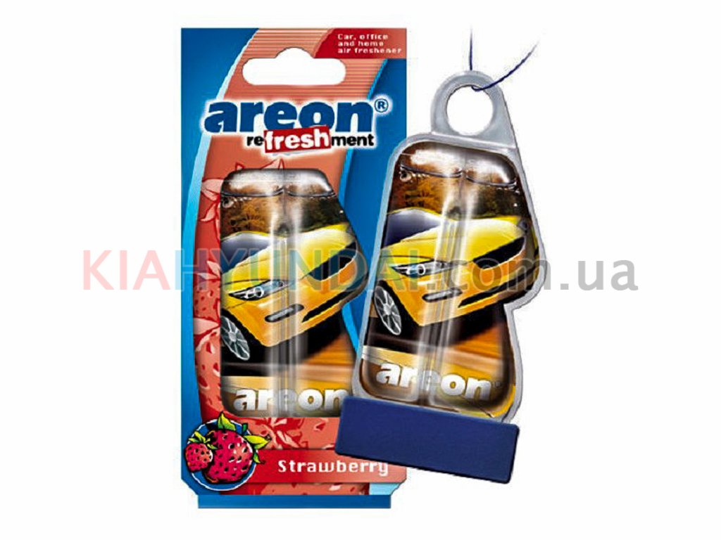 Ароматизатор Liquid Strawberry Areon LC15